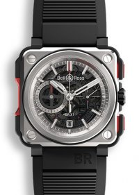 Réplique Bell & Ross BR-X1 Skeleton Chronographe