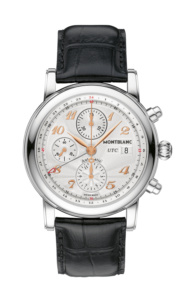 Réplique Montblanc Star Chronographe UTC Automatique 110590